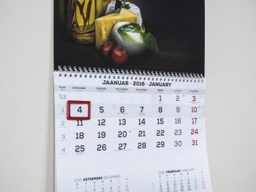 Modibu kalender 2016