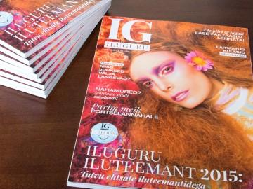 IG ajakiri kevadnumber