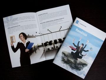 Tööinspektsiooni brošüüride kujundus, keeletoimetamine ja trükk
