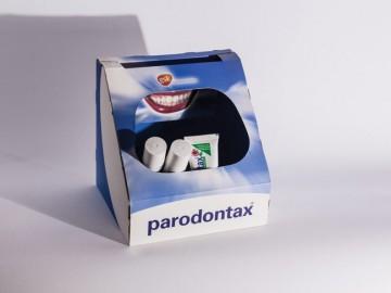 Paradontax lauastend