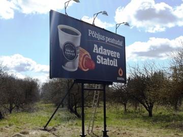Statoil reklaamtahvel