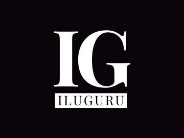 Iluguru logo ja visuaalne identiteet