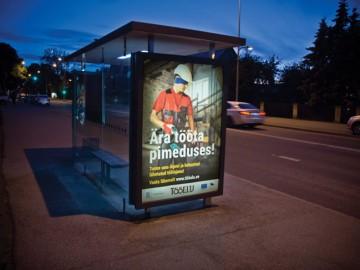 Tööinspektsiooni välislähetuste kampaania