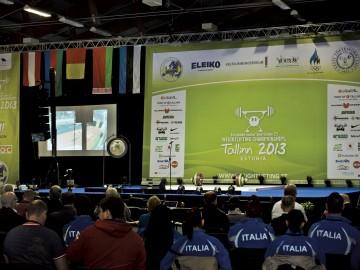 Tõstespordi J&U23 Euroopa Meistrivõistlused